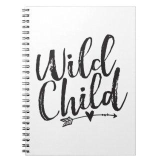 Wild Child Notebook