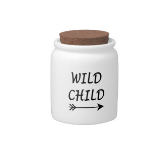 Wild Child present Candy Dish
