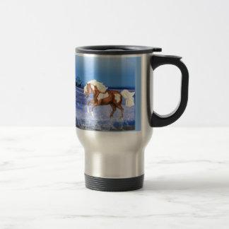 Wild Chincoteague Pony Mug