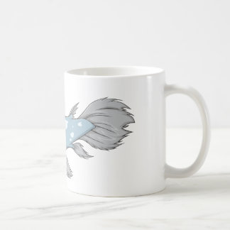 Wild Coelacanth Fish Coffee Mugs