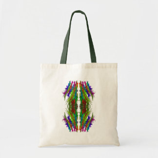 Wild Colored Budget Tote Bag