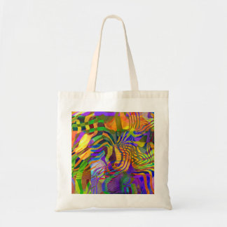 Wild Colors Tote Bag