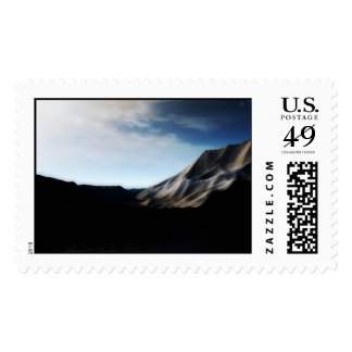 Wild Country Stamp