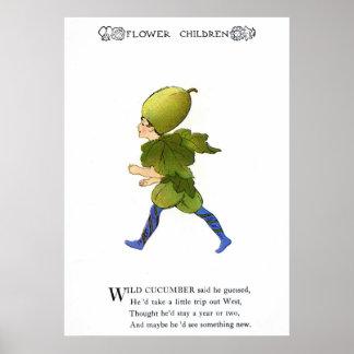 Wild Cucumber Poster