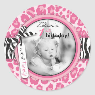 Wild Cupcake CP Sticker 3