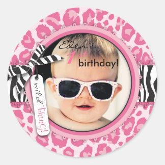 Wild Cupcake CP Sticker 3B