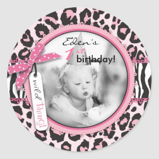 Wild Cupcake WP Sticker 3