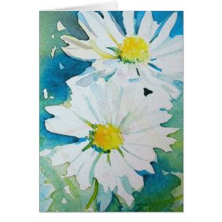 Wild Daisies Card