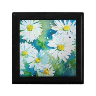 Wild Daisies Jewellery Box Gift Box