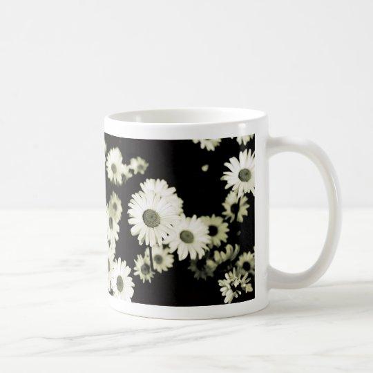 Wild Daisies, taken on Mackinac Island, Michigan Coffee Mug