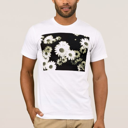 Wild Daisies, taken on Mackinac Island, Michigan T-Shirt