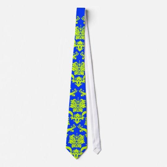 Wild Damask Neck Tie