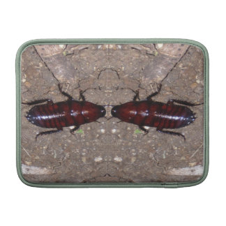 Wild Delicacy Cuisine - Science, Nature n Insects Sleeve For MacBook Air