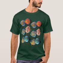 Wild Discus Fish T-Shirt