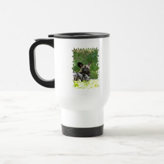 Wild Dog Plastic Travel Mug