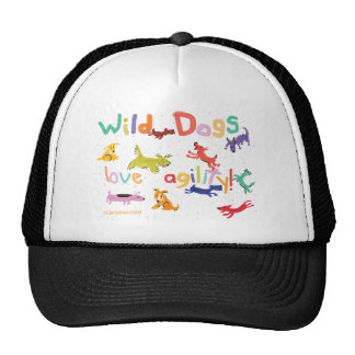 Wild Dogs Trucker Hat