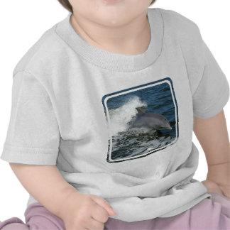 Wild Dolphin Baby T-Shirt