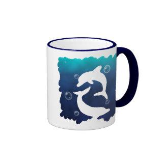 Wild Dolphin Mug