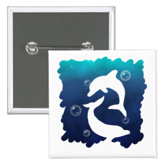 Wild Dolphin Pin