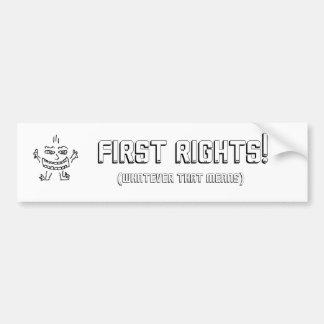 Wild DoodleNut - Bumper Sticker