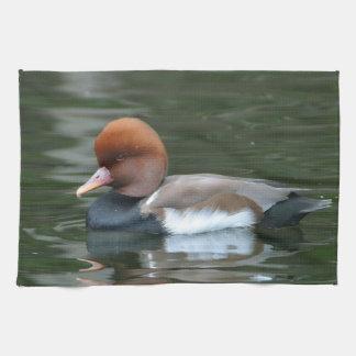 Wild duck kitchen towels