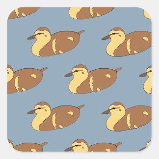 wild duck stickers