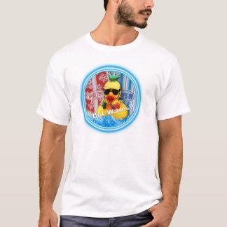 Wild Duckies Water Park 2009 (White, Printed) T-Shirt
