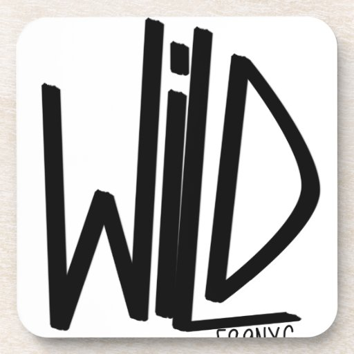 wild e89nyc.png drink coasters