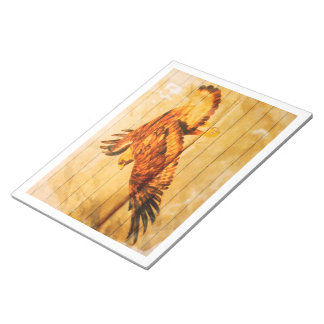 wild eagle note pads