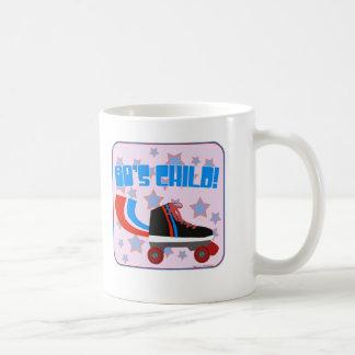 Wild Eighties Child Coffee Mug