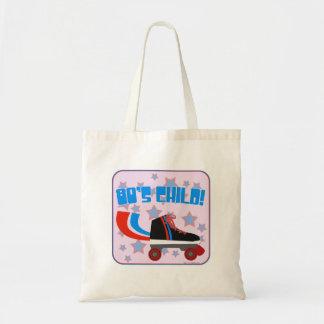 Wild Eighties Child Tote Bag