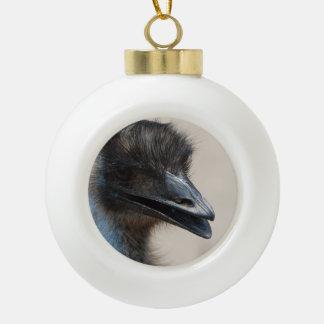 Wild Emu Ornaments