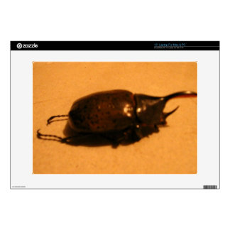 """Wild Exotic Spiders, Beetles  and Insects 15"""" Laptop Skin"""