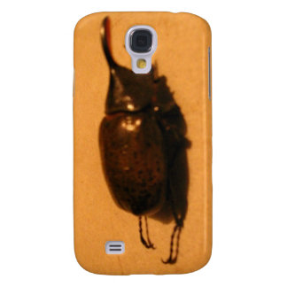 Wild Exotic Spiders, Beetles and Insects Galaxy S4 Cover