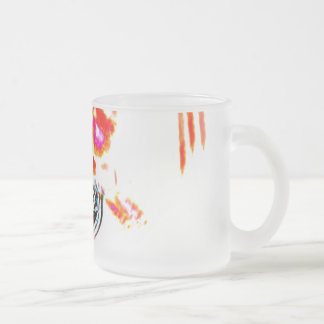 Wild Eyed Fate Frosted Glass Coffee Mug