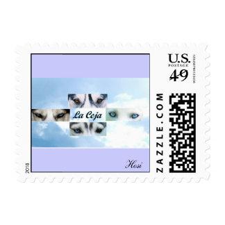 Wild Eyes - Customized Stamp