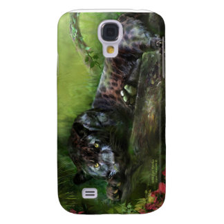 Wild Eyes - Panther Art Case for iPhone 3 Samsung Galaxy S4 Covers