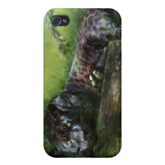 Wild Eyes - Panther Art Case for iPhone 4