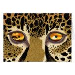 Wild Eyes Sunset ~Leopard Eyes~ Card