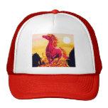 Wild Fire Horse Hat