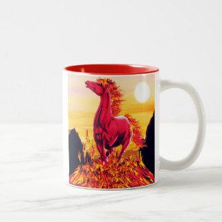 Wild Fire Horse Mug