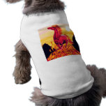 Wild Fire Horse Pet Clothing