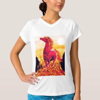 Wild Fire Horse T-Shirt