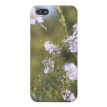 Wild Flax Flowers Case For iPhone 5