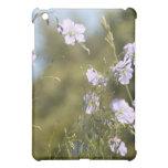 Wild Flax Flowers iPad Mini Cover