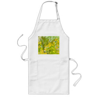 Wild Flower Apron from Photo by Patricia Dickson