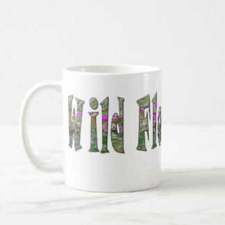 Wild Flower Child Coffee Mug