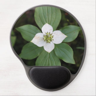 Wild Flower Gel Mouse Pad