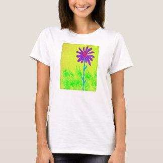 Wild Flower ladies t-shirt