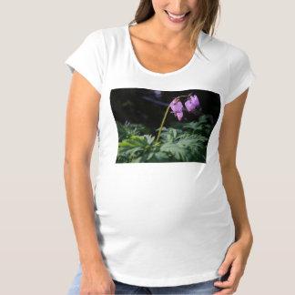 Wild Flower Maternity T-Shirt